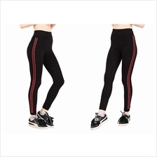 [CM4253 NEW] Sports Pants Red