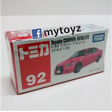 Tomica 92 Toyota Crown Athlete
