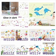 March Limited Sale! Wall Stickers Wall Paper 3 sets