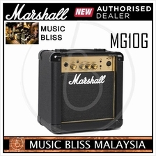 Marshall MG10G 10W 1x6.5 Guitar Combo Amplifier