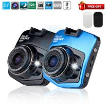 GT300 Car DVR Camera HD 720P Recorder Sensor Night 120 Angle