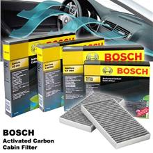 TOYOTA YARIS XP90 2005-13, VITS BOSCH Carbon Cabin Aircond Air Filter