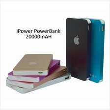 Ultra Slim/Thin 20000mAH iPower Polymer Power Bank/Powerbank