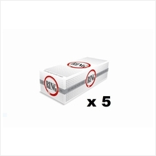 5 boxes of RING King Size Filter tube (250pieces/box)
