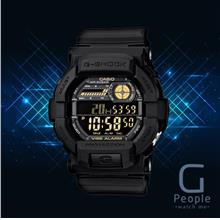 CASIO G-SHOCK GD-350-1B WATCH ☑ORIGINAL☑