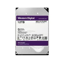 WESTERN DIGITAL 3.5' 12TB PURPLE 256MB SATA III (WD121PURZ)