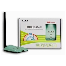 Alfa AWUS036NH 802.11n 2000mW WIRELESS-N USB adapter