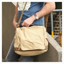 Virginland Classic Rugged Canvas/Messenger Bag/Sholder Bag
