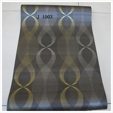 PVC SELF ADHESIVE WALLPAPER J1003