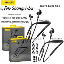 Jabra Elite 65e Wireless Active Noise Cancellation Bluetooth Earphone Headphon
