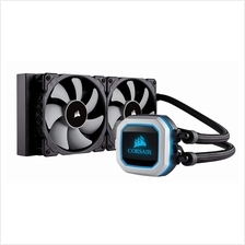 Corsair Hydro Series H100i PRO RGB 240mm Liquid CPU Cooler