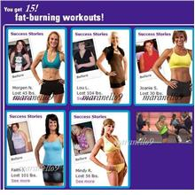 Chalean Presents: Beachbody Turbo Jam Complete Home Fitness in 2DVDs