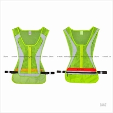 NITE IZE LED Run Vest safety 360° reflective adjustable *Variants