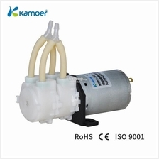 Double Head Peristaltic Pump 12V DC Water Pump High Flow Rate