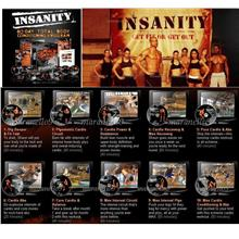 Insanity Beachbody - The Ultimate Workout for Serious Results!