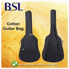 BSL Guitar Bag 41 Inch Acoustic Bagpack Classical Cotton Case 600D