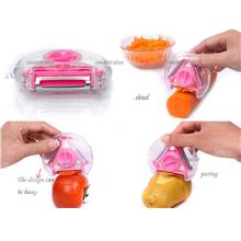 RM8.90 only Multi-Purpose 3in1 Rotating Peeler.Your Ideal Kitchen Help
