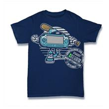 Game On PSP T-shirt Custom Tee