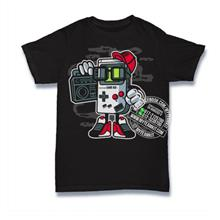 Game Kid T-shirt Custom Tee
