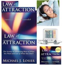 Michael J. Losier: Law of Attraction Audiobook+Ebook+Workbook Course