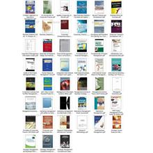 45 Ebooks Library on Operations, Project Management, Economics & HR