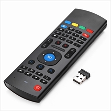 TK617 2.4G WIRELESS FULL KEYBOARD AIR MOUSE REMOTE CONTROL FOR SMART TV / ANDR