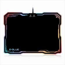 E - 3LUE EMP013 MOUSE PAD WITH RGB LIGHTING (BLACK)