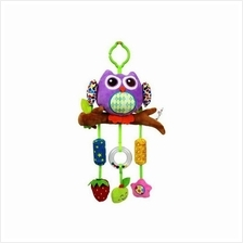 Baby Hanging Toys (Owl Purple)