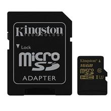 KINGSTON Memory Card MicroSDHC GOLD C3 16GB (SDCG/16GB)