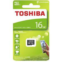 TOSHIBA MC TF HC10 16GB (THN-M203K0160A4)