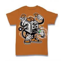 Toaster Monster T-shirt Custom Tee