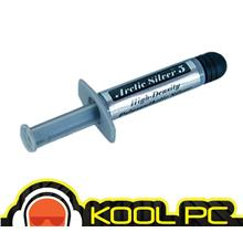 * ARCTIC SILVER 5 3.5g HIGH DENSITY POLYSYNTHETIC THERMAL COMPOUND