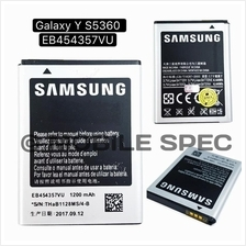 High Quality Samsung AP Battery S5360 Galaxy Y 1200mAh EB454357VU