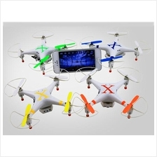 Cheerson CX-30W CX30W 2.4G 4CH 6 Axis WiFi RC Quadcopter Drone Remote