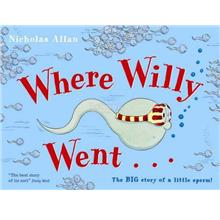 Children Picture Book: Where Willy Went
