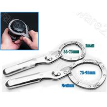Stainless Steel Handle Clincher Type Oil Filter Wrench (COFW)
