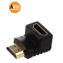 HDMI L Type Connector Male to Female