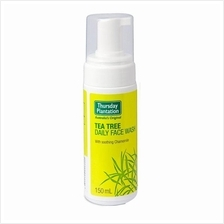 Thursday Plantation Tea Tree Daily Face Wash for Acne & Pimples 150ml