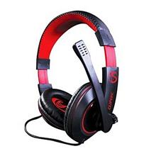 CLiPtec POISON P8 C-Cobra Stereo Multimedia PC Gaming Headset BGH668