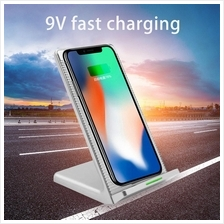 Wireless Phone Charger Stand Charger Universal Charger With Fan For iPhone X