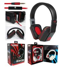 K6 KOMC STEREO HEADPHONE IDEAL FOR MP3, MP4, IPHONE