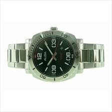 Alba Men Stainless Steel Date Watch VJ32-X277BSS
