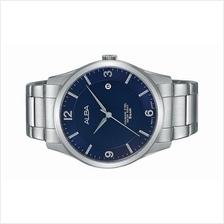 Alba Men Stainless Steel Date Watch VJ42-X204BLSS