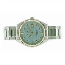 Alba Men Stainless Steel Date Watch VJ42-X245PERGS