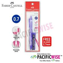 Faber-Castell Mechanical Pencil Econ 0.7mm - FOC 1tube lead