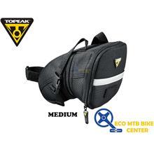 TOPEAK Aero Wedge Pack (Strap Mount) - Saddle Bag