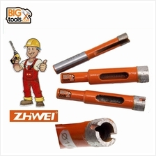 ZHWEI Dia 12mm x 2 pcs Diamond Hole Saw Drill Core Bit Diameter for Ma