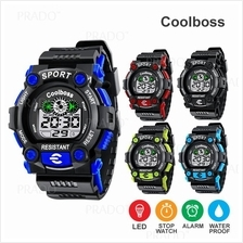 Sport Student Children Watch Kids Watches Boys Clock Child LED Digital