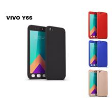 VIVO Y66 360 Full Body Protection Case + Tempered Glass