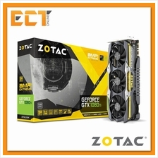 Zotac Geforce GTX 1080 Ti AMP Extreme Edition 11GB GDDR5X Graphic Card